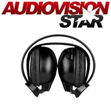 IR WIRELESS HEADPHONES FOR XTRONS HEADREST DVD PLAYER MONITOR CAR ROOF FLIPDOWN