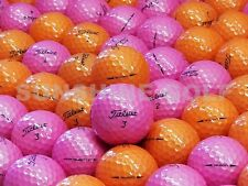 24 AAA Titleist Velocity Assorted Color Used Golf Balls 3A - FREE SHIPPING