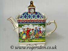More details for sadler teapot   a round of golf