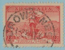 AUSTRALIA TOWN CANCEL CROW'S NEST