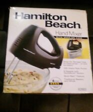 Gently used Electric Hamilton Beach Hand Mixer Storage Stand 6 spd  MODEL 62683