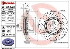 Disc Brake Rotor-Premium OE Equivalent Rotor Front Brembo 09.9764.23