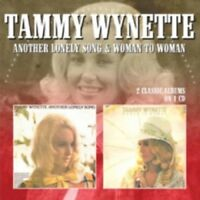 Tammy Wynette Another Lovely Song Woman to Woman New CD