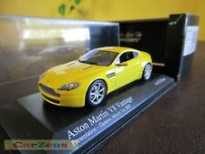 1:43 Minichamps, 2005 Aston Martin V8 Vantage, Presentation, Geneva Motor Show