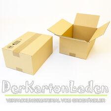 500 Faltkartons 300x215x140 Kartons DVD Versandkartons