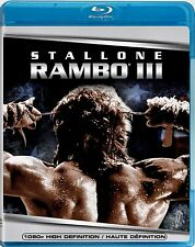 NEW BLU RAY - RAMBO 3 - Sylvester Stallone, Richard Crenna