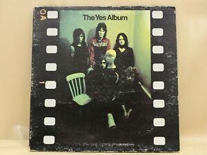 Yes The Yes Album SD-8283 Atlantic Records Vinyl LP -R36