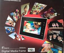 "Toshiba 8"" Digital Media Photo Frame (DMF82XKU)"