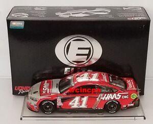 Kurt Busch 2018 Lionel #41 Haas CNC Darlington ELITE Ford Fusion 1/24 FREE SHIP