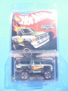 Hot Wheels 2017 Walmart Mail in Zamac 1987 Toyota Pickup Red Line Real Riders