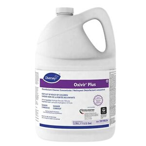 Oxivir® Plus Disinfectant Cleaner Concentrate 3.78L - 5919024