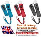Nuovo Silicone Skin Copertura Kit Per Sony PS3 Move Protezione CONTROLLER