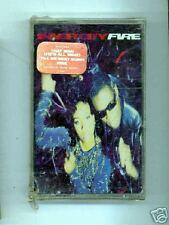 Innercity Fire cassette in shrinkwrp