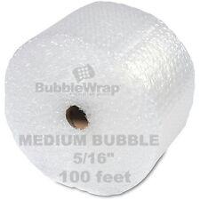 Bubble Wrap 100 Ft X 12 Medium Wperf Sealed Air 516