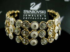 SIGNED SWAROVSKI BRACELET RETIRED RARE NEW