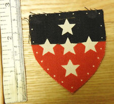 Military WW2 Southern Command Miscellaneous Shield Cloth Formation Badge (4380)