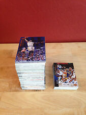 1994-95 Upper Deck Basketball Complete Series 1 & 2 Sets #1-360 Chris Webber RC