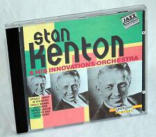 CD Stan Kenton & His Orchestra Innovations