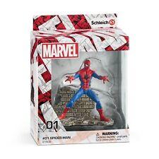 SCHLEICH MARVEL SPIDER-MAN personaggio da collezione dipinto a mano 21502