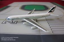 JC Wing Cathay Pacific Airbus A340-200 50th Yrs in Old Color Diecast Model 1:400