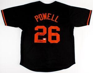 "Boog Powell Signed Orioles Jersey Inscribed ""70 AL MVP""(JSA) Baltimore 1961-1974"