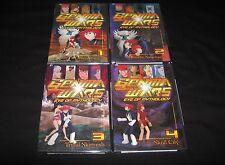 Genma Wars: Eve Of Mythology - Complete Collection - Brand New 4 DVD Anime Set