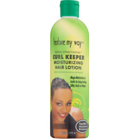 Africa's Best Texture My Way Curl Keeper Moisturizing Hair Lotion 12oz