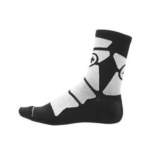 Assos Equipe Sock G1 Size 0 EU 35-38 Black Volkanga Brand New