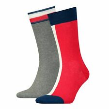 Tommy Hilfiger Herren TH Men Iconic Flag Sock 2P 2er Pack