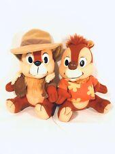 Vintage Disneyland Walt Disney World Chip and Dale Rescue Rangers Plush Animals