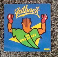 Fatback - ' The Greatest ' - Mastermix Records ~ Vinyl LP