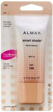 Almay Smart Shade Liquid Makeup SPF 15 Light, 1 oz #100