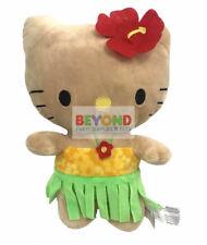 Hello Kitty Plüsch Hula Hawaii Gegerbt Süße Weiche Gefüllte Plüsch Spielzeug