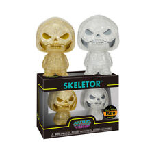 Masters of the Universe - Skeletor Gold & Silver XS Hikari Vinyl Figure 2-Pack