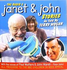 THE RADIO 2 JANET & JOHN STORIES terry wogan (CD, compilation) radioplay, comedy