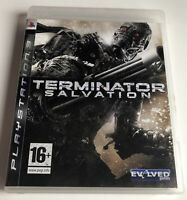Terminator: Salvation PS3 Game PlayStation 3