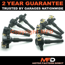 8X FOR LAND ROVER RANGE MK3 L322 4.4 PETROL (2002-05) IGNITION COIL PACKS PENCIL