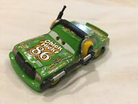 Disney Pixar Cars CHICK HICKS HEADSET MATTEL 1:55 Diecast BUNDLE TOKYO DRIFT