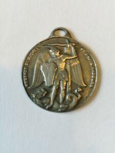Médaille pendentif  Parachutiste SAINT MICHEL légion BEP REP TAP PARA