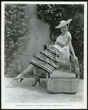 DOROTHY LAMOUR in AMAZING FASHION PORTRAIT Original Vintage 1938 Photo
