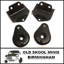 CLASSIC MINI FRONT SUBFRAME 4 PIECE MOUNT KIT AUSTIN FLOOR PEAR ROVER S 7B7