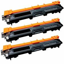 3pk TN221 BK TN-221 Black Toner For Brother MFC-9130CW, MFC-9330CDW MFC-9340CDW