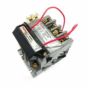 40DP22AA Furnas Contactor 200/230/460/575V 3 Phase 27 Amps Series A