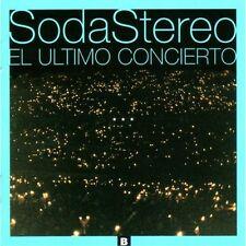 Soda Stereo - El Ultimo Concierto B [New CD]