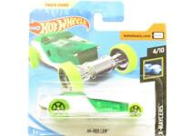 Hot Wheels Hi Roller X Raycers Green 130/365 Short Card 1 64 Scale Sealed New