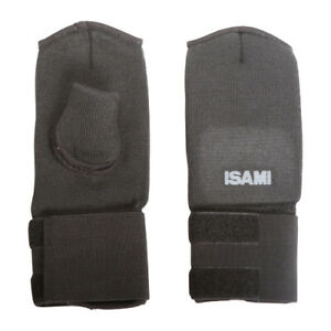 ISAMI Wrist Fist Supporter Size S Color Black free shipping from JAPAN