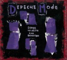 Depeche MODE canzoni of faith and devotion-CD + DVD-DIGIPAK - 2013-Nuovo/Scatola Originale