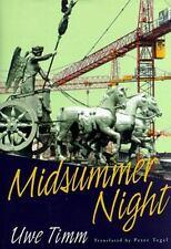 Midsummer Night: Novel by Timm, Uwe; Tegel, Peter [Translator]
