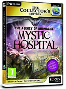 The Agency of Anomalies: Mystic Hospital - Collector's Edition (PC GAME)