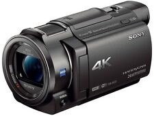 Sony FDR-AX33 4K Ultra HD HANDYCAM VIDEOCAMERA VIDEO CAMERA * NUOVO * FDRAX 33 FDRAX 33B